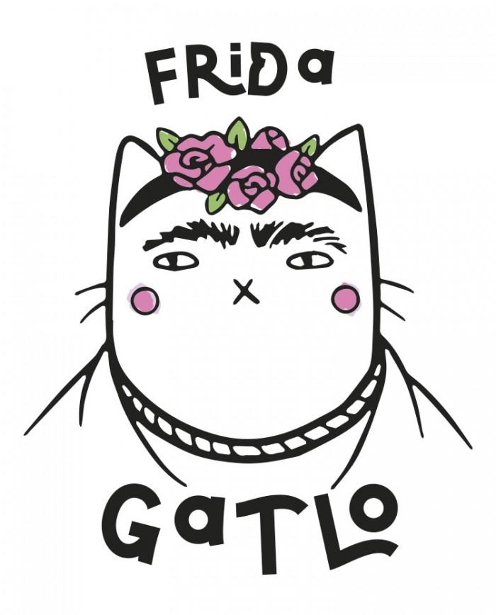 Caneca  Frida Gatlo