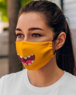 Máscara Boca - Tecido Lavável