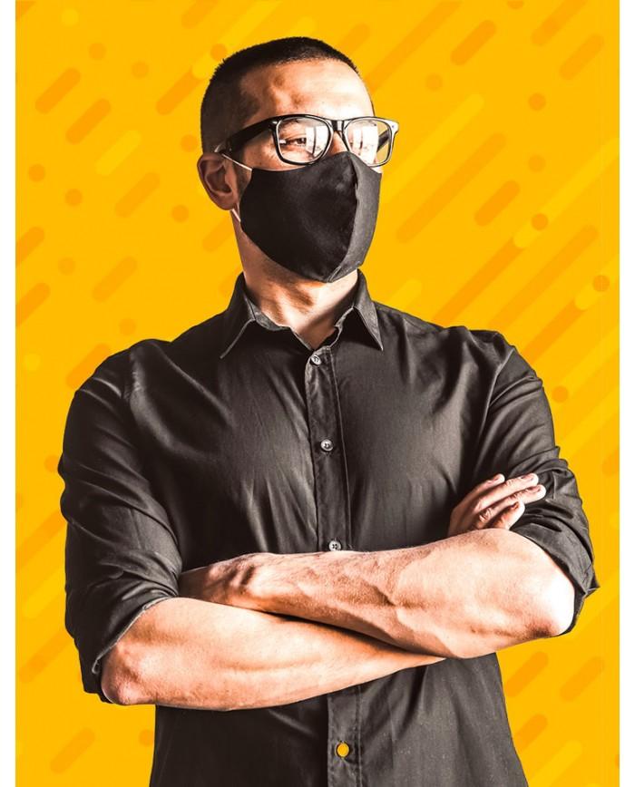 Máscara de Tecido Lavável