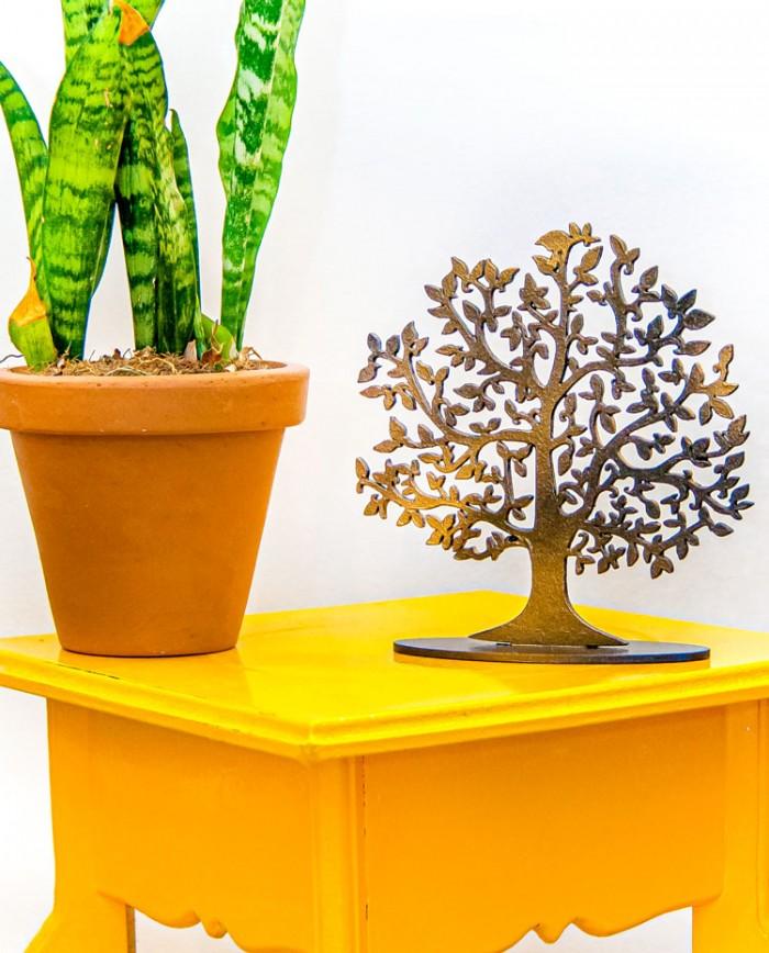 Árvore da Vida de Mesa em Mdf