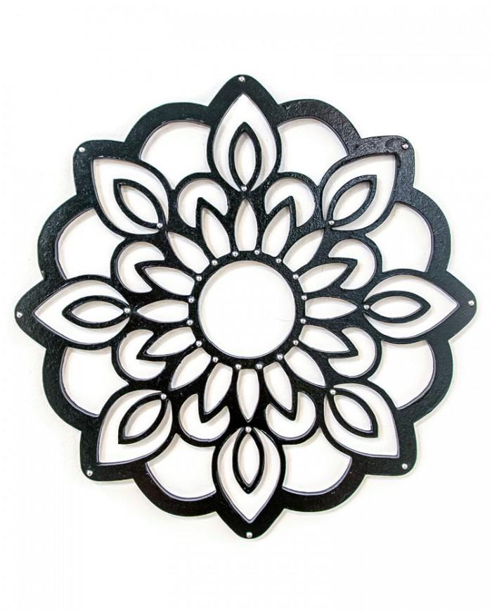 Mandala Flor 2 em Mdf