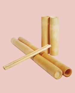 Bambu para Massagem