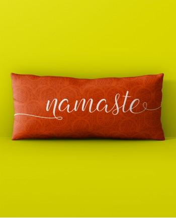 Almofada Retangular Namaste