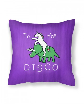 Almofada Quadrada To The Disco