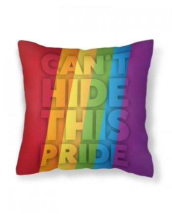 Almofada Quadrada Cant Hide This Pride