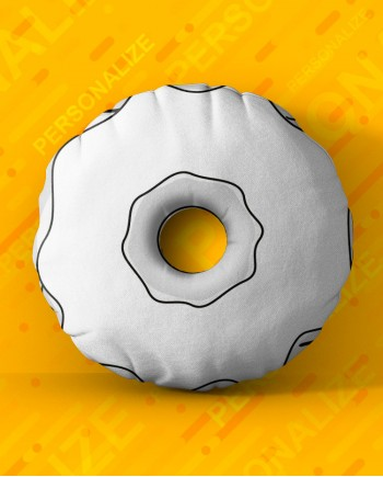 Almofada Donut Personalizável