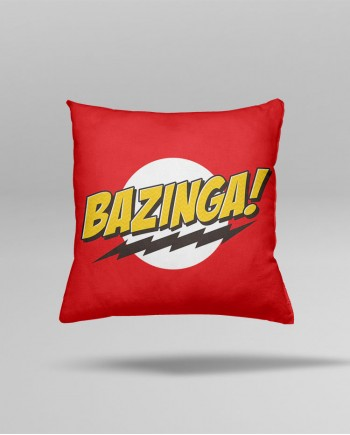 Pillow Bazinga
