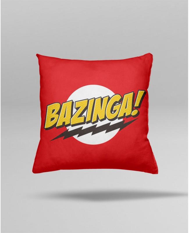Pillow Bazinga