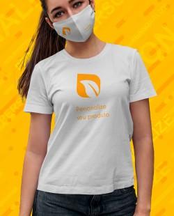 Camiseta e 2 Máscaras Personalizadas