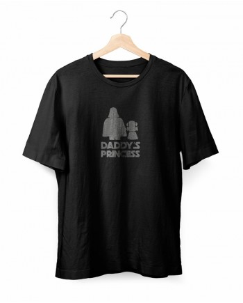 Camiseta Pai de Princesa