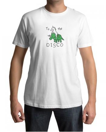 Camiseta To The Disco