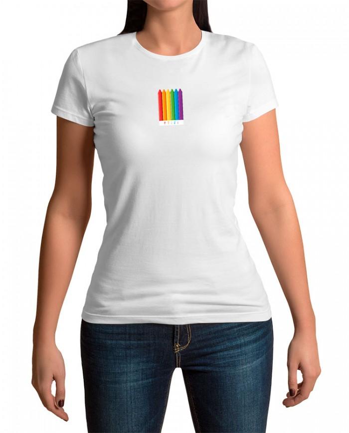 Camiseta Pantone Pride