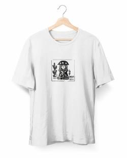 Camiseta Maria Meditando
