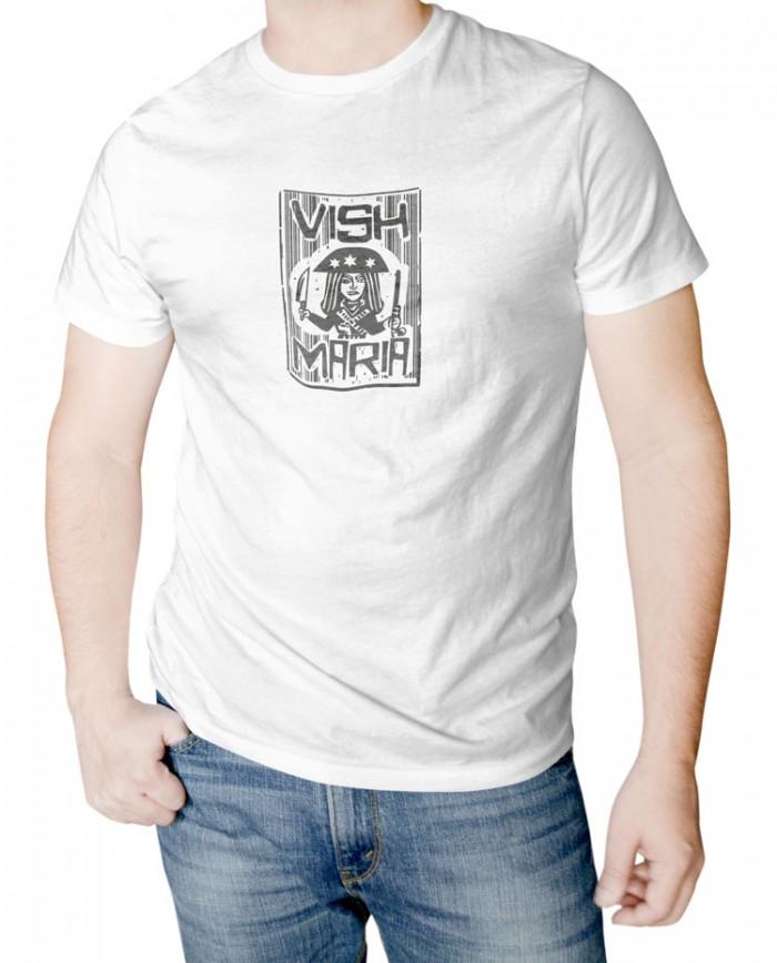 Camiseta Vish Maria