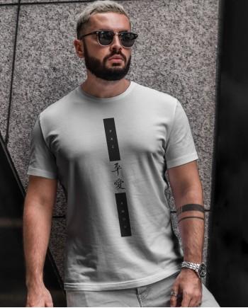 Camiseta Paz & Amor