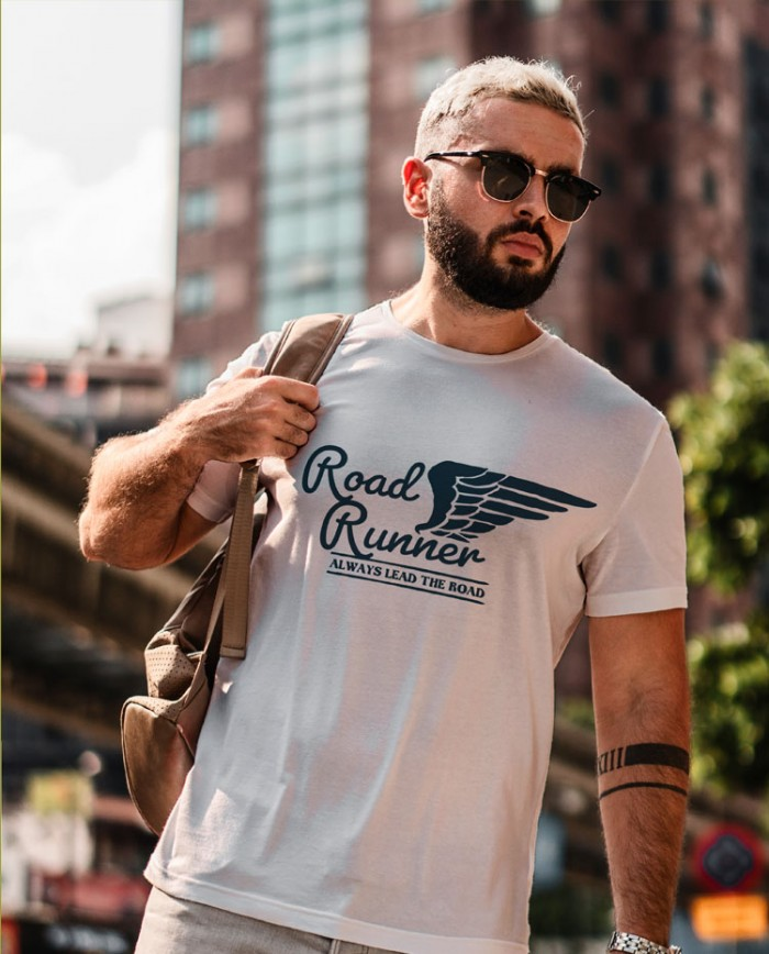 Camiseta Road Runner