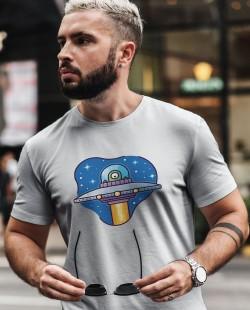 Camiseta Ufo Alien Espaço