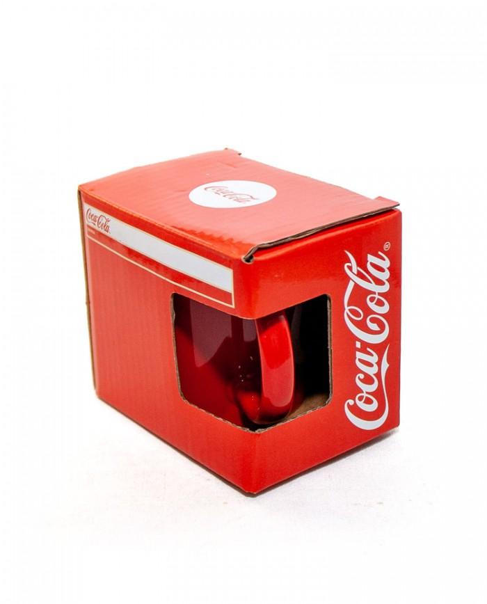Mini Caneca Porcelanato Coca-Cola 140ml