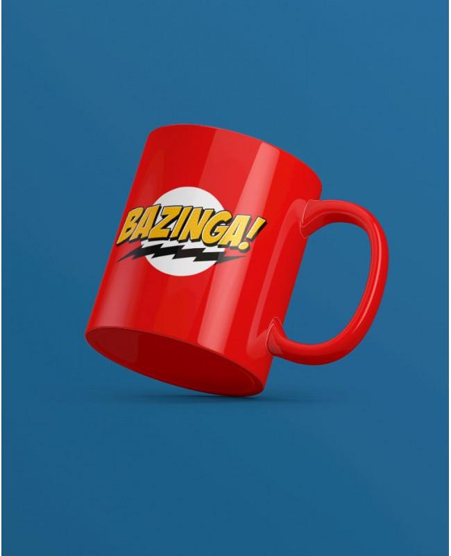Coffee Mug Coffee Bazinga
