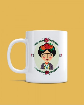 Coffe Mug Frida Kahlo