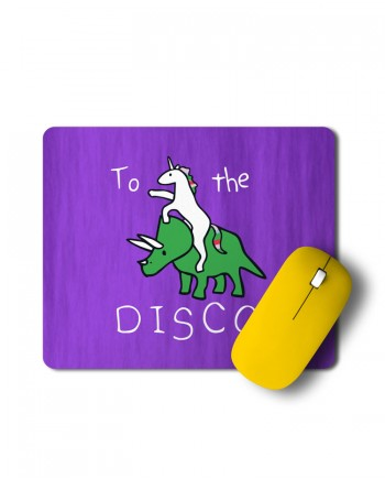 Mouse Pad To The Disco