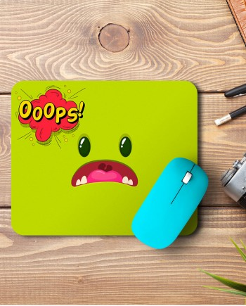 Mouse Pad OOOPS