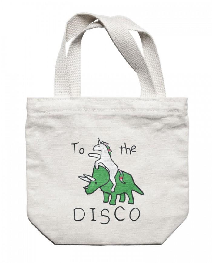 Sacola Eco To The Disco