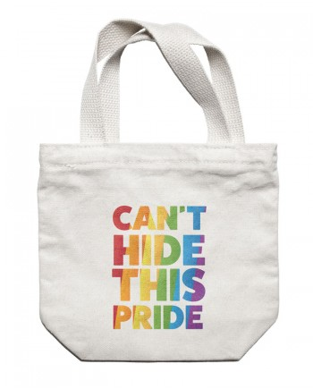 Sacola Eco Cant Hide This Pride