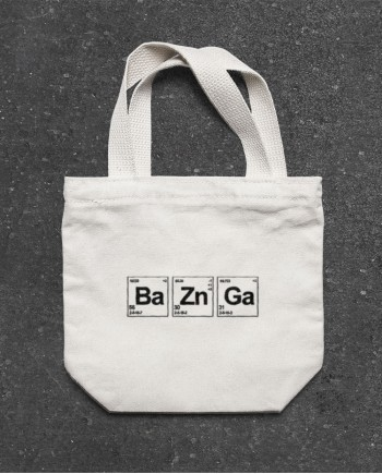 Eco Bag Bazinza Vintage Elements