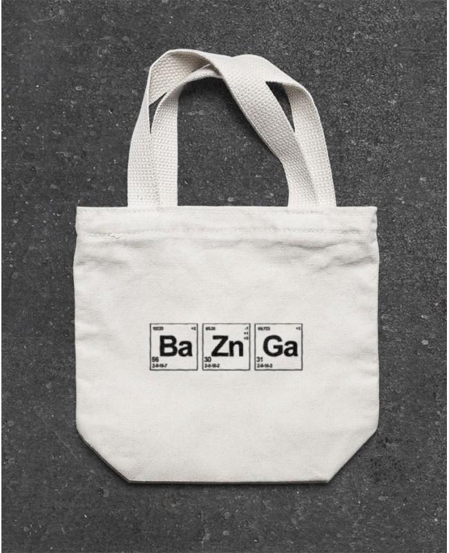 Eco Bag Bazinza Vintage Elements